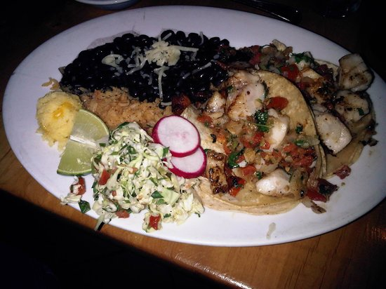 Pacifico Mexican Restaurant: Yummy tacos