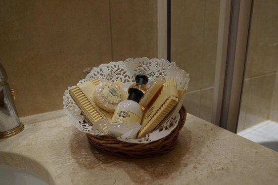 Hotel Branicki: bath