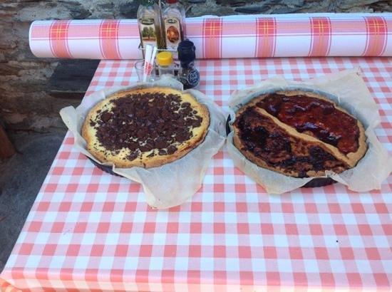 Agriturismo Cà di Mostach: le torte