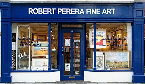 Robert Perera Fine Art Gallery
