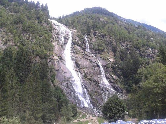 Cascate Nardis: cascata