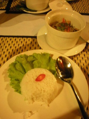 Khmer Charming Restaurant: Fresh and nice looking food