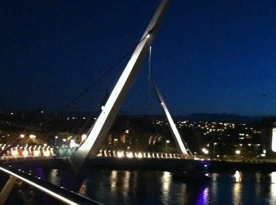 City Hotel: The Peace Bridge