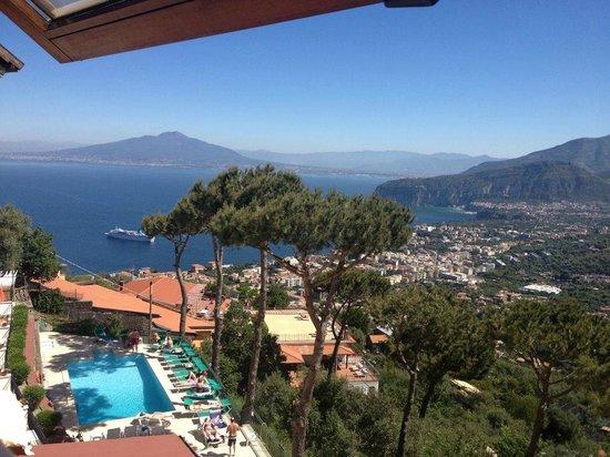 VESUVIO - Picture of Hotel Residence Le Terrazze, Sorrento - TripAdvisor