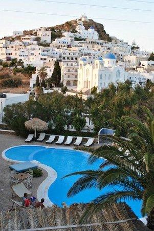 Hotel Mediterraneo : Vista camera!