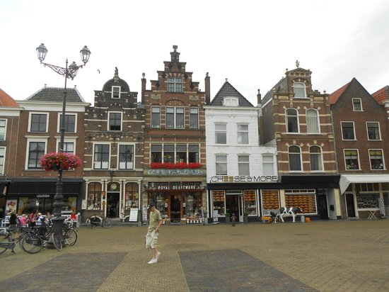 Lindbergh Day Tours : Delft