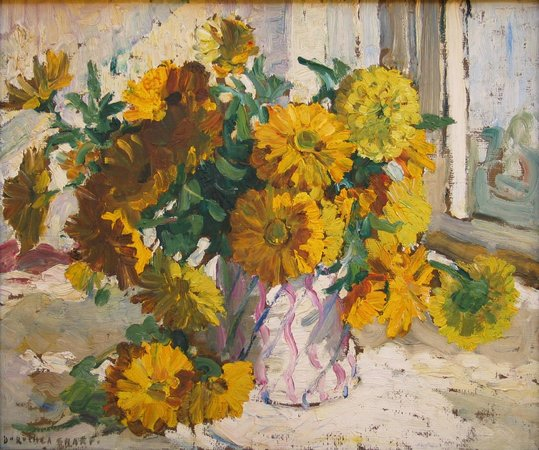 Robert Perera Fine Art Gallery: Dorothea Sharp original signed oil