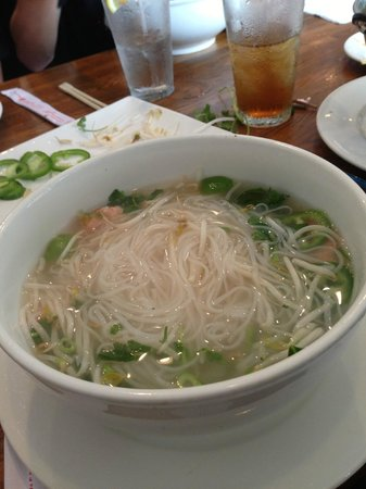 Pho and Com Asian Grill