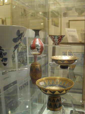 Robert Perera Fine Art Gallery: David Leach and Mary Rich Studio Pottery