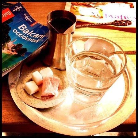 Rahatlook: Bosnian coffee @ Rathalook