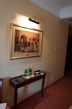 Hotel Branicki: room