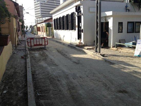 The Varsano Hotel : hotel street view