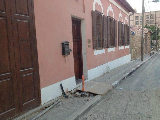 The Varsano Hotel : street view