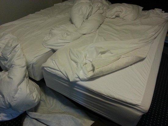 Hotel Koldingfjord: No comfort