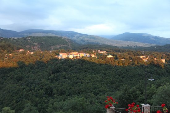 Agriturismo Il Portone: Uitzicht vanaf Il Portone