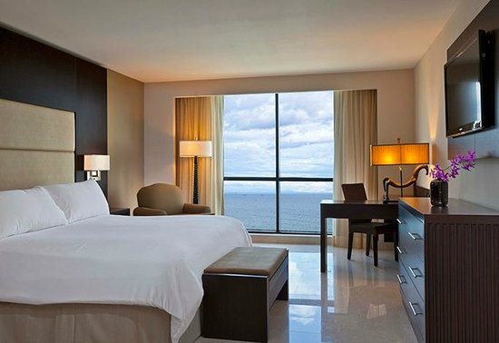 InterContinental Miramar Panama: Deluxe King Room