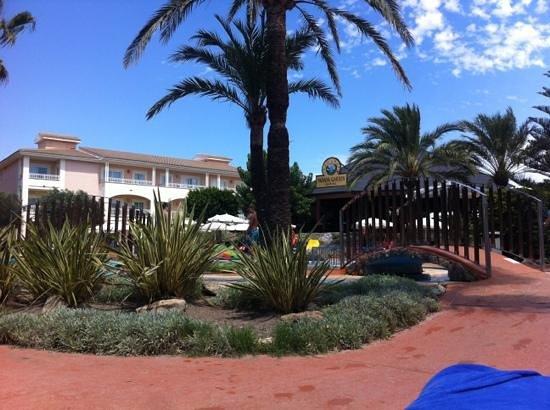 Playa Garden Selection Hotel & Spa : vista piscina
