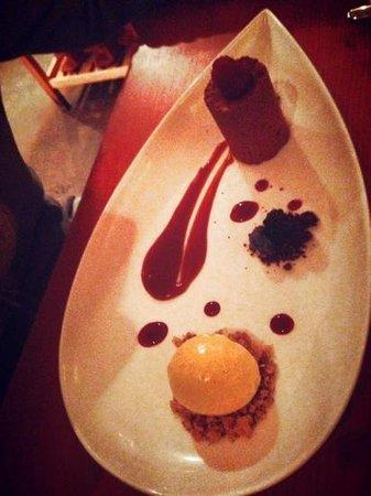 Norwoods Restaurant: dolce al cioccolato