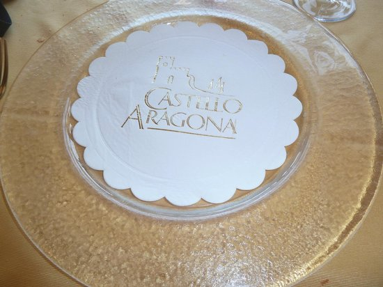 Castello Aragona: Il castello