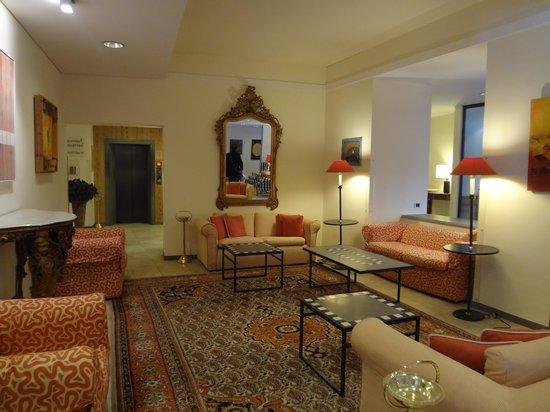 Grand Hotel Minerva: 素敵なホテルでした!