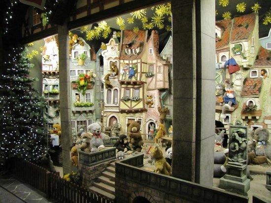 German Christmas Museum (Deutsches Weihnachtsmuseum): particolare