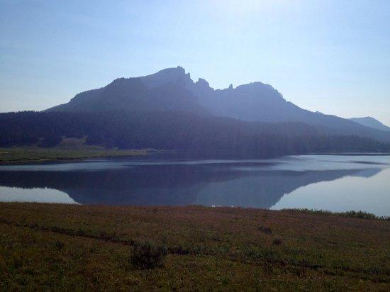 Brooks Lake Lodge and Spa: Brooks Lake