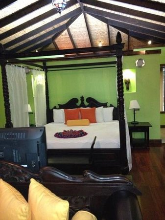 Rio Celeste Hideaway Hotel : habitación 1