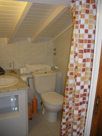 Obradoiro: Baño de habitación doble