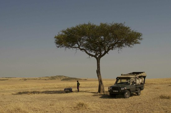 Serian : breakfast in the mara