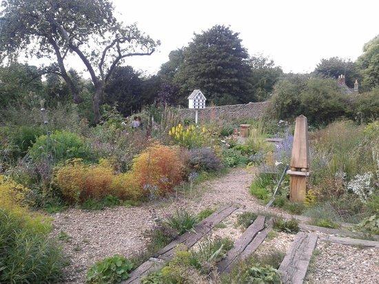 The Walled Garden at Mells: Mells