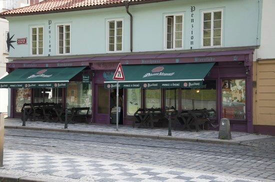 Pivnice U Švejků