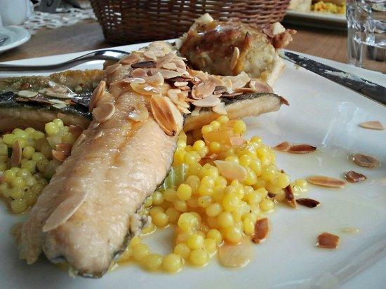 Restaurant Lindin Bistro Cafe: Форель