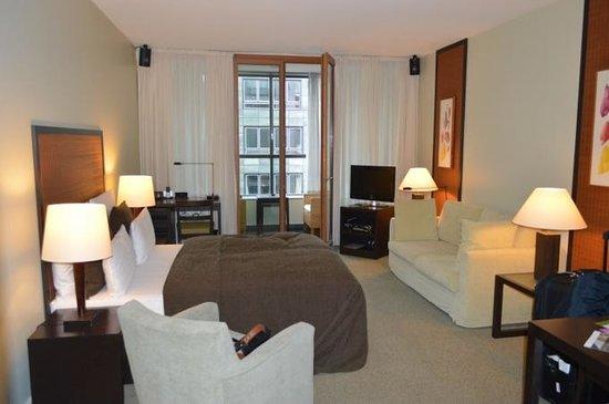 Clipper City Home: quarto do hotel