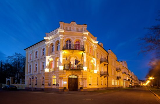 Photo of Metropol Kur & Spa Hotel Frantiskovy Lazne