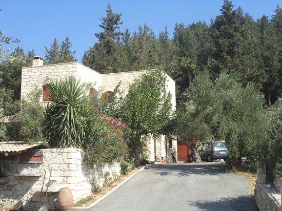 Vamos Traditional Village: View of the Villa