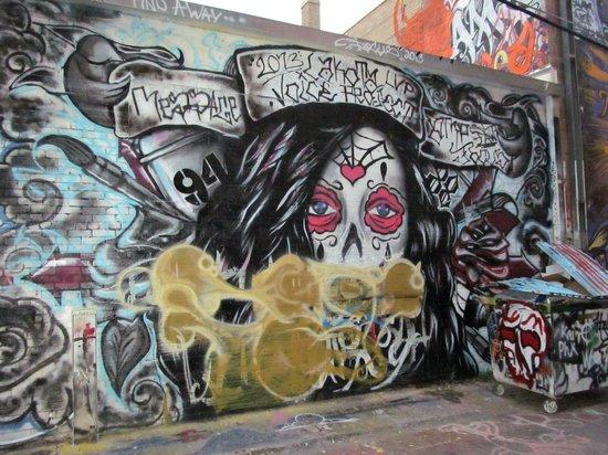 Downtown Rapid City: Amazing art!