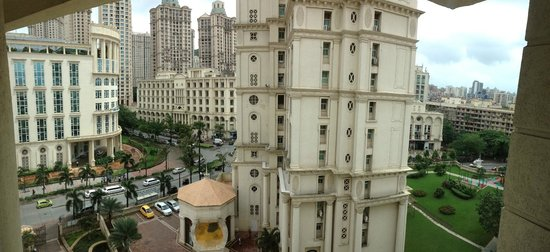 Meluha The Fern - An Ecotel Hotel, Mumbai : View from room 619