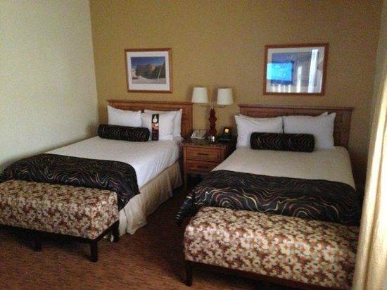 Hilton Scottsdale Resort & Villas: small bedroom