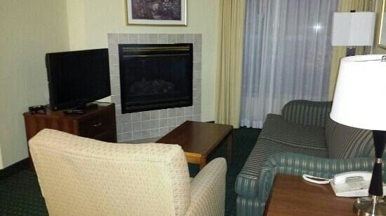 Residence Inn Bloomington by Mall of America: Sitting area