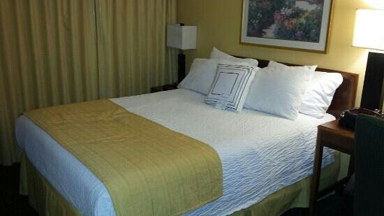 Residence Inn Bloomington by Mall of America: Bedroom