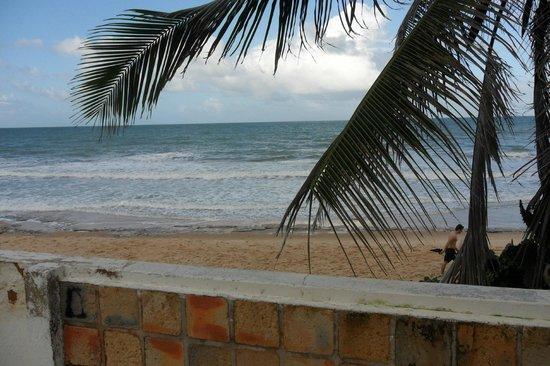 Imira Plaza Hotel: acesso a praia
