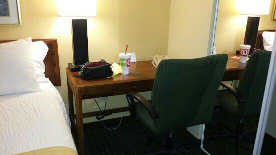Residence Inn Bloomington by Mall of America: Work area