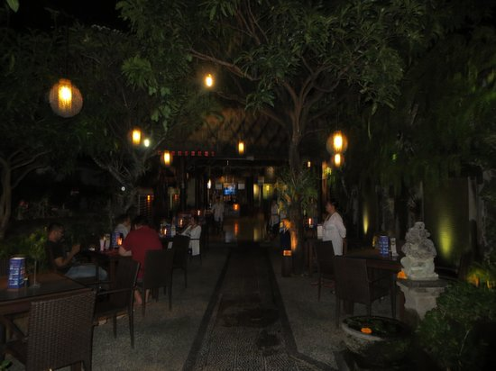 Cafe Jepun: outdoor