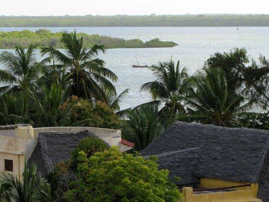 Banana House & Wellness Centre: Peaceful sea view