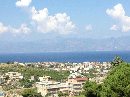B&B Feudo 43: La sicilia vista dalla nostra camera!