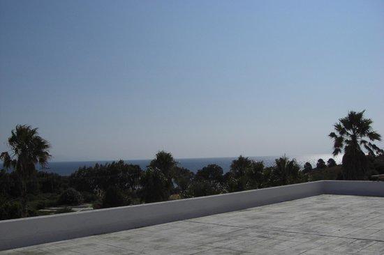 Archipelagos Hotel: vue de la chambre
