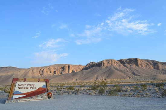 The Ranch at Death Valley: le debut