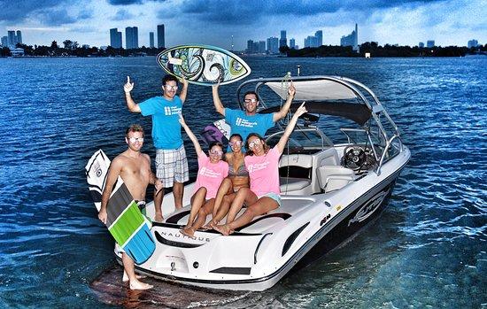 Miami Watersports Paradise Beach Wakeboard School