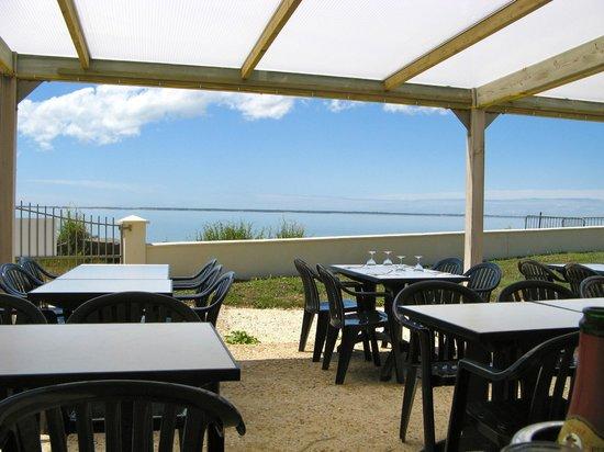 Restaurant Le Cafe De La Mer Nieul Sur Mer