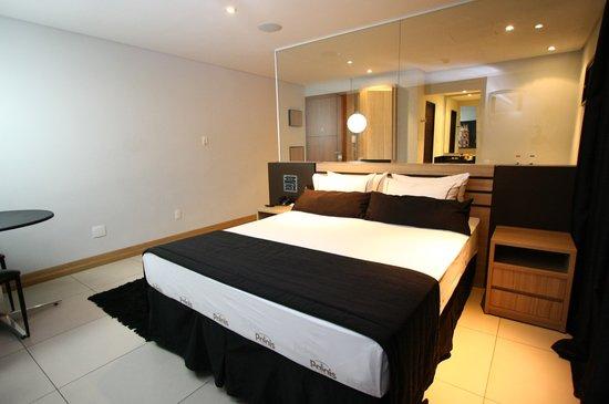 Palais Hotel : Apartamento Master Luxo c/ Hidromassagem